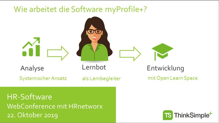HR Software, WebConference mit HRnetworx - 22.10.2019